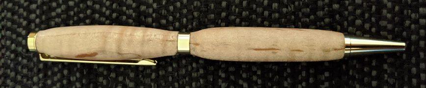 Maple Slimline Pen 2