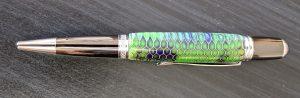 Aluminum Honeycomb Resin Pen 2